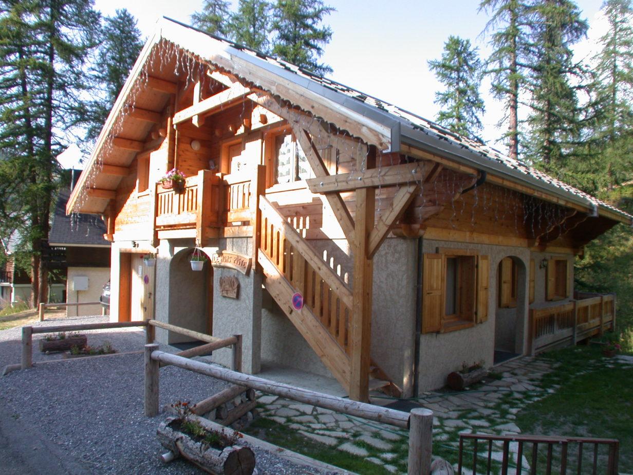 Location chalet hautes Alpes